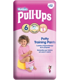 Huggies Pull-Ups Disney Princesses Girl Size 6 16-23kg 12 Potty Training Pants