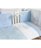 Red Kite Cosi Cot Hello Ernest Blue
