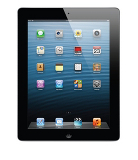 Apple iPad with Retina Display + Wi-Fi 16GB - Black