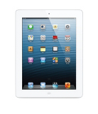 Apple iPad with Retina Display + Wi-Fi 16GB - White