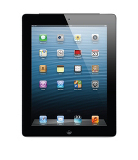Apple iPad with Retina Display + Wi-Fi + Cellular 16GB - Black