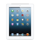 Apple iPad with Retina Display + Wi-Fi + Cellular 32GB - White