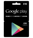 Google Play - Gift Card