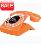 Sagemcom Sixty Retro Digital Cordless Phone