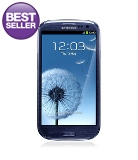 Samsung Galaxy SIII Mobile Phone - Blue
