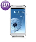 Samsung Galaxy SIII Mobile Phone - White