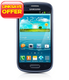 Samsung Galaxy SIII Mini - Blue