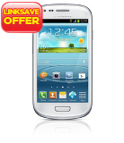 Samsung Galaxy SIII Mini - White