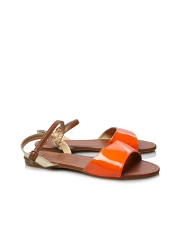 Colour Block Sandals - George