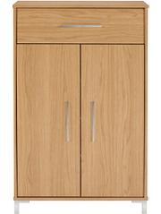 george home kaitlin tv unit oak effect home garden. Black Bedroom Furniture Sets. Home Design Ideas