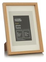 plain frames frames albums home garden george at. Black Bedroom Furniture Sets. Home Design Ideas