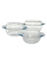 Asda Glass Baking Tray