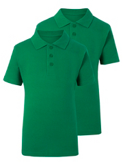 Green Polo Shirt - George at Asda