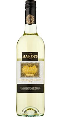 Hardys Stamp Chardonnay Semillon 2014