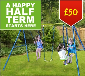 A Happy Half Term starts here...