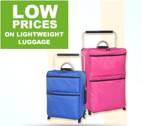 Luggage range now available