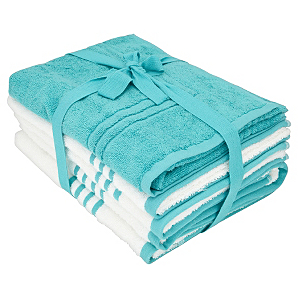 Towels Blue - Asda