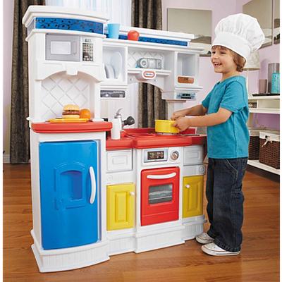 little tikes gourmet prep 39 n serve kitchen pretend play. Black Bedroom Furniture Sets. Home Design Ideas