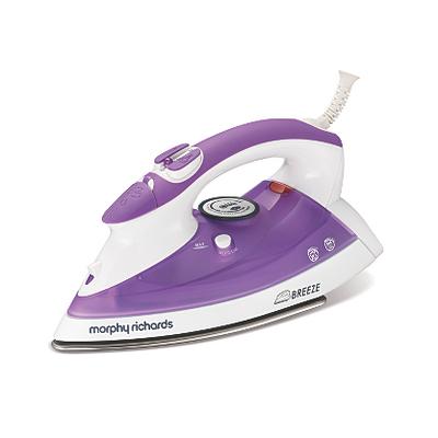 morphy richards 300207 breeze steam iron irons asda direct. Black Bedroom Furniture Sets. Home Design Ideas