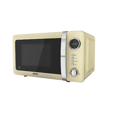 akai a24005c 700w digital microwave cream microwaves. Black Bedroom Furniture Sets. Home Design Ideas