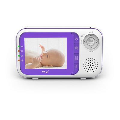bt video 1000 baby monitor monitors asda direct. Black Bedroom Furniture Sets. Home Design Ideas