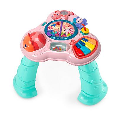 bright starts activity table toys asda direct. Black Bedroom Furniture Sets. Home Design Ideas