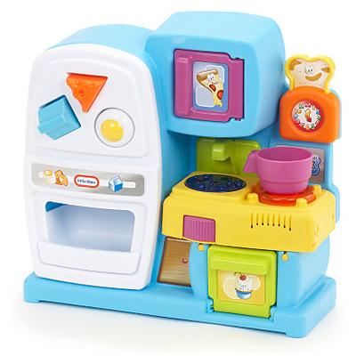little tikes play kitchen activity centres asda direct. Black Bedroom Furniture Sets. Home Design Ideas