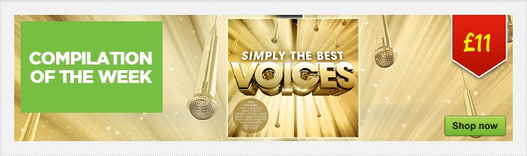 Compilation of the Week - Voices: Simply The Best