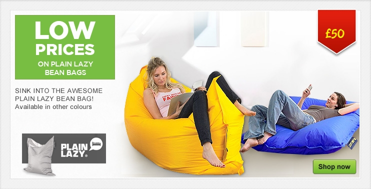 Plain Lazy Bean Bag Sale