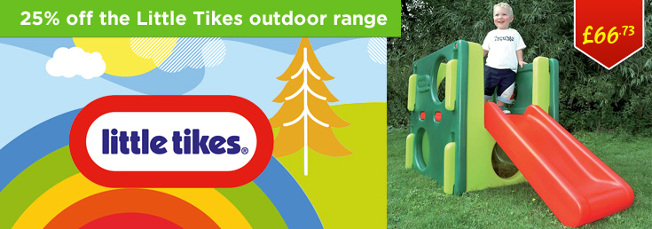 little tikes outdoor