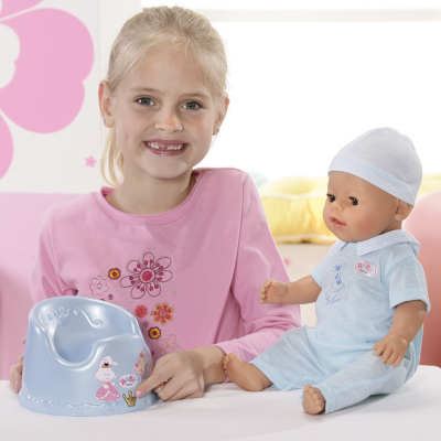 Baby Born Doll With Magic Potty Boy Was 163 37 96 Now
