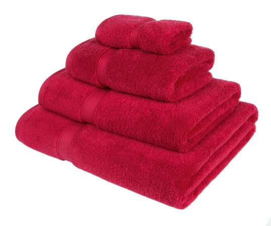 George Home Egyptian Cotton Towel Range - Berry