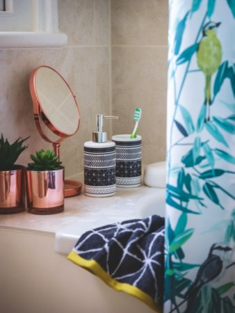 Botanical Bathroom Range