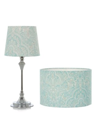 George Home Damask Lighting Range