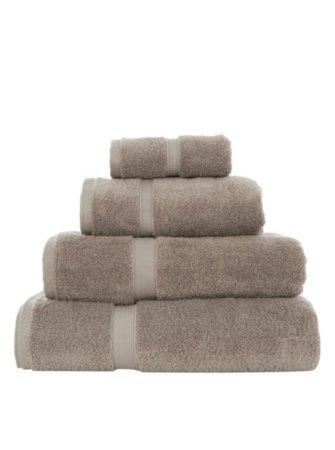 George Home Super Soft Cotton Towel Range - Natural