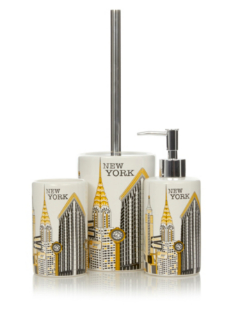 George home new york bathroom accessories bathroom accessories