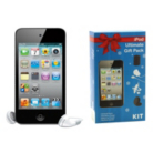iPod Touch Black 8GB with Ulitimate Gift Pack