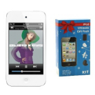 iPod Touch White 8GB with Gift Pack