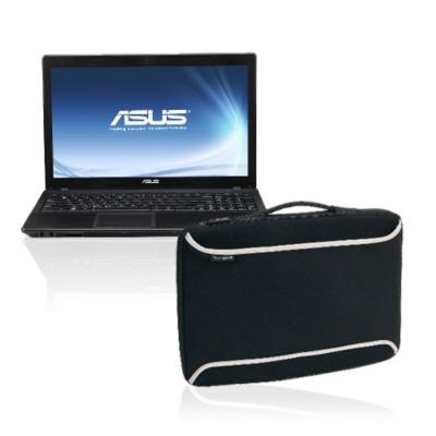 Asus Sx137v Laptop With Targus Laptop Skin - Black