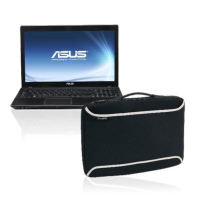 Asus Laptop Sx155v With Targus Laptop Skin - Black