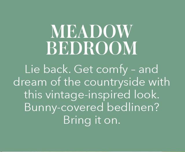 Meadow bedroom