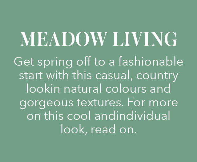 Meadow living