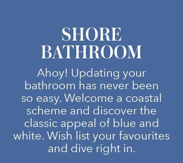 Shore bathroom