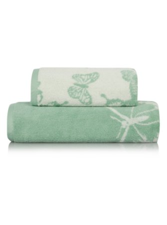 George Home 100% Cotton Towel Range - Butterfly