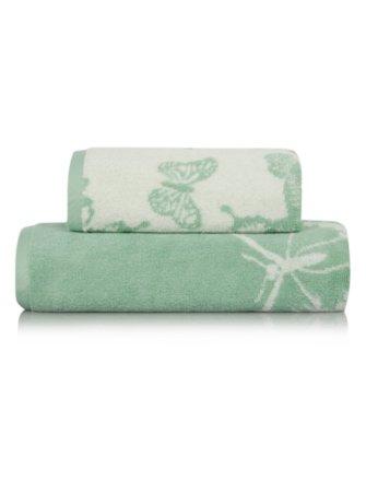 100% Cotton Towel Range - Butterfly