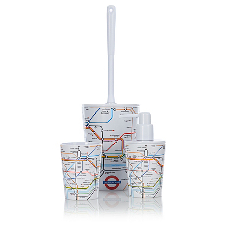 george home accessories london underground bathroom