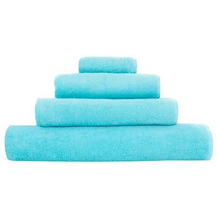 george home 100 cotton towel range bright aqua towels. Black Bedroom Furniture Sets. Home Design Ideas