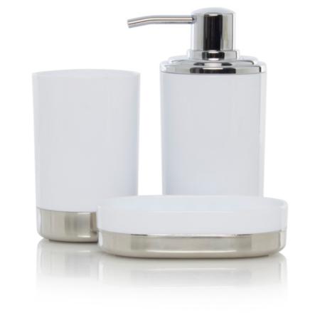 george home white chrome bathroom accessories bathroom