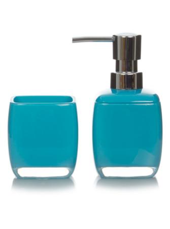 george home lake blue bath accessories range bathroom