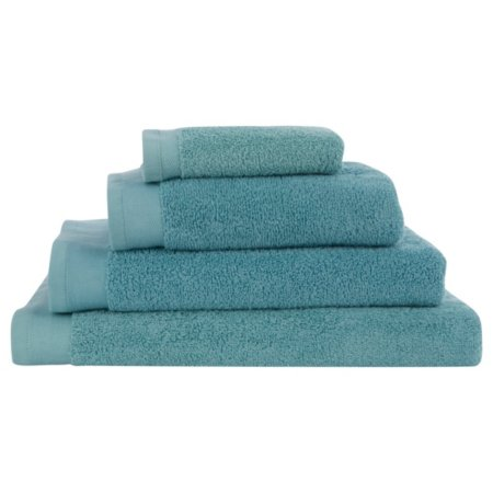George Home Towel Range - Nile Blue
